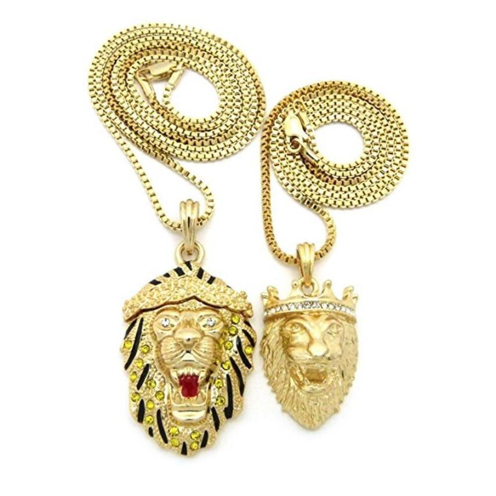 Iced Multi Lion Set *SALE*