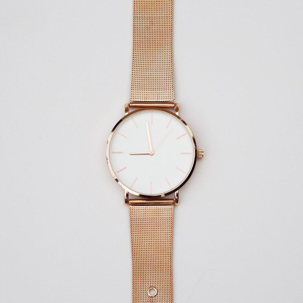 Minimal Watch - (3 Color Options) *SALE*