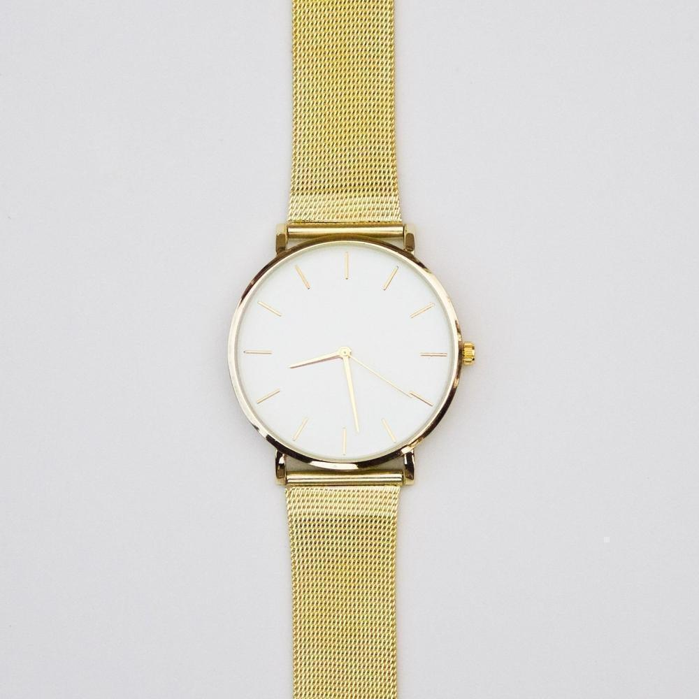 Minimal Watch - (Gold/White Gold/Rose Gold) *CLEARANCE*