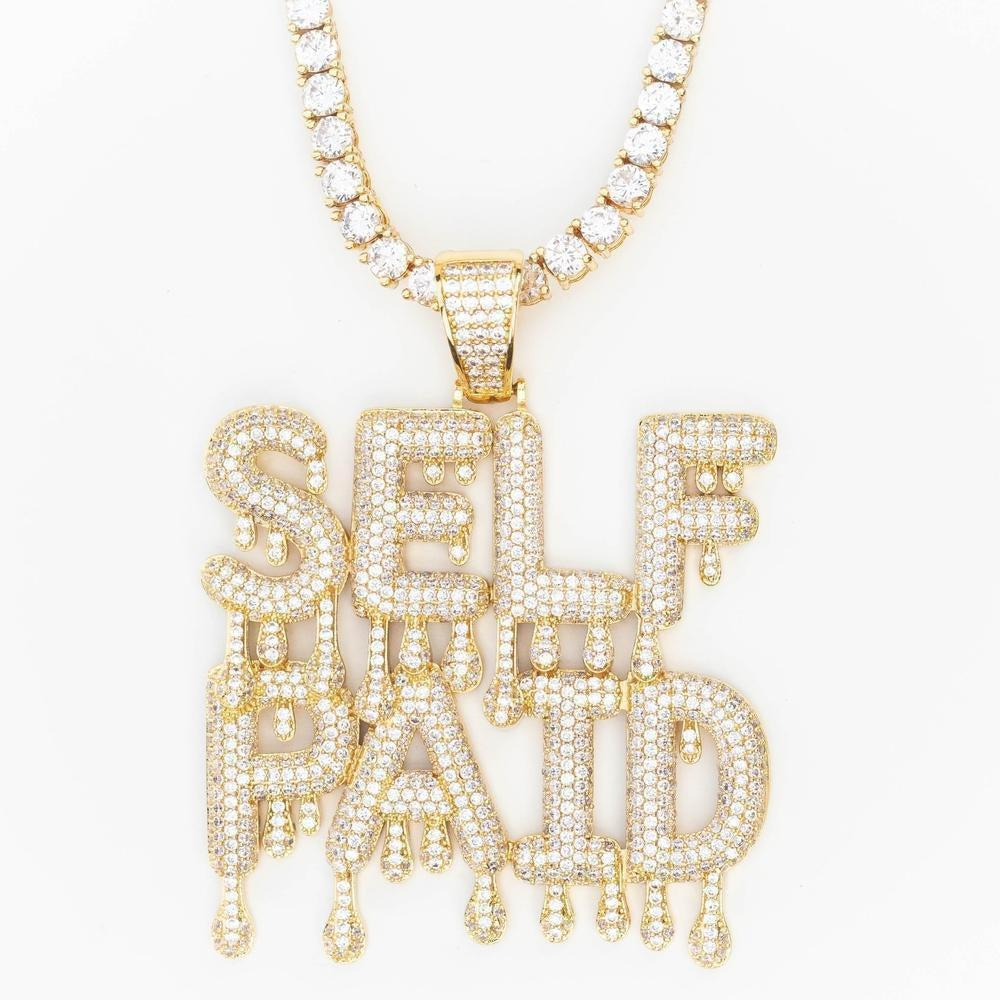 Premium Iced Dripping Self Paid - (2 Color Options) *SALE*