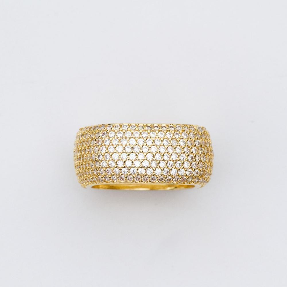 Square Eternity Ring