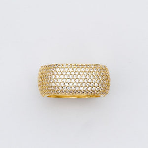 Square Eternity Ring *SALE*