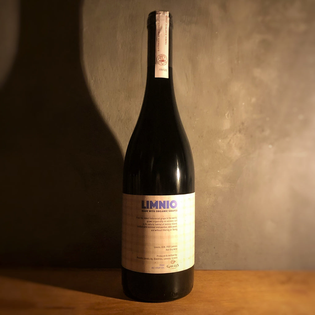 Garalis Winery Limnio