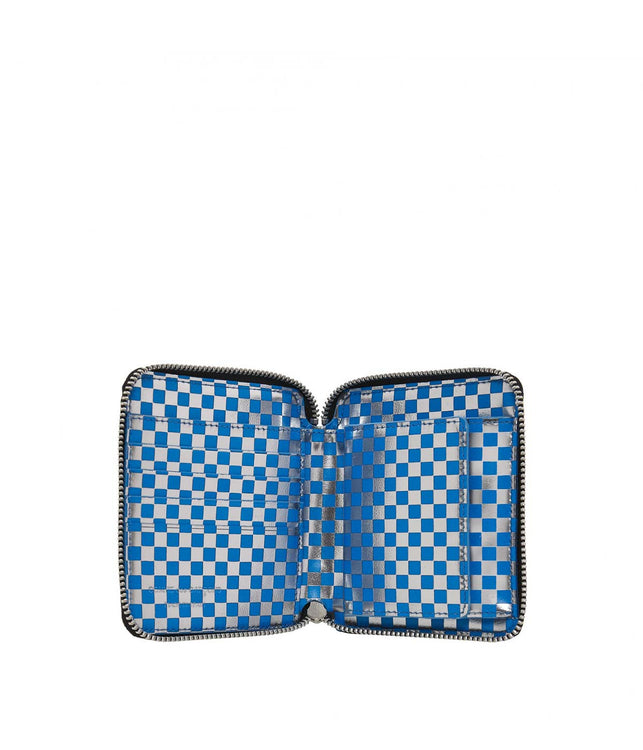 Blue Check Wallet