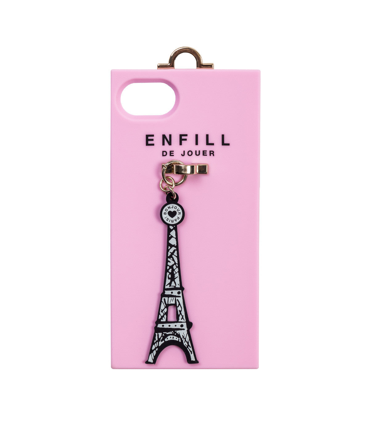 Pink Eiffel Tower iPhone 7 Case