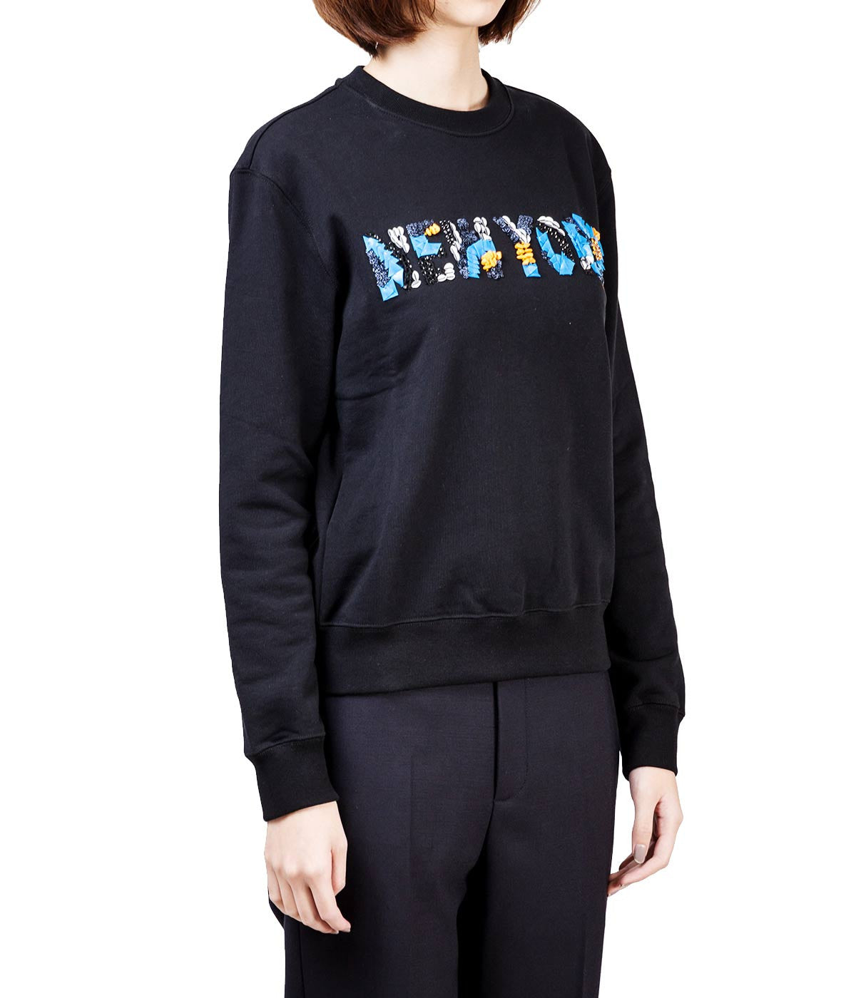 Embellished New York Sweatshirt