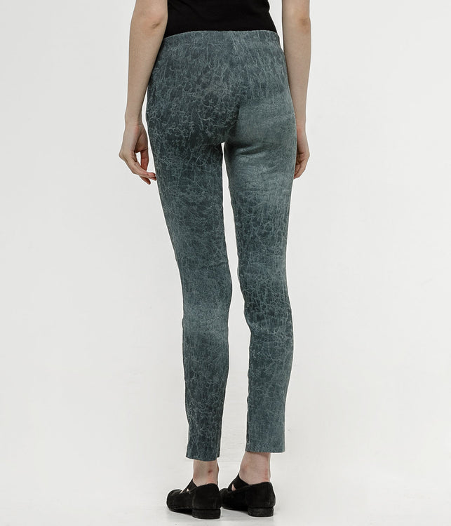 Blue Philis Pants