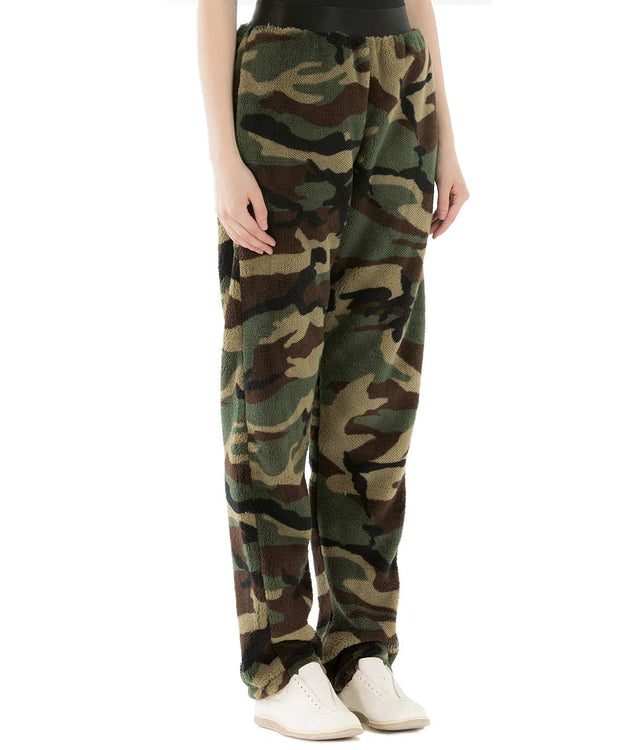 Military Camouflage Sweatpants