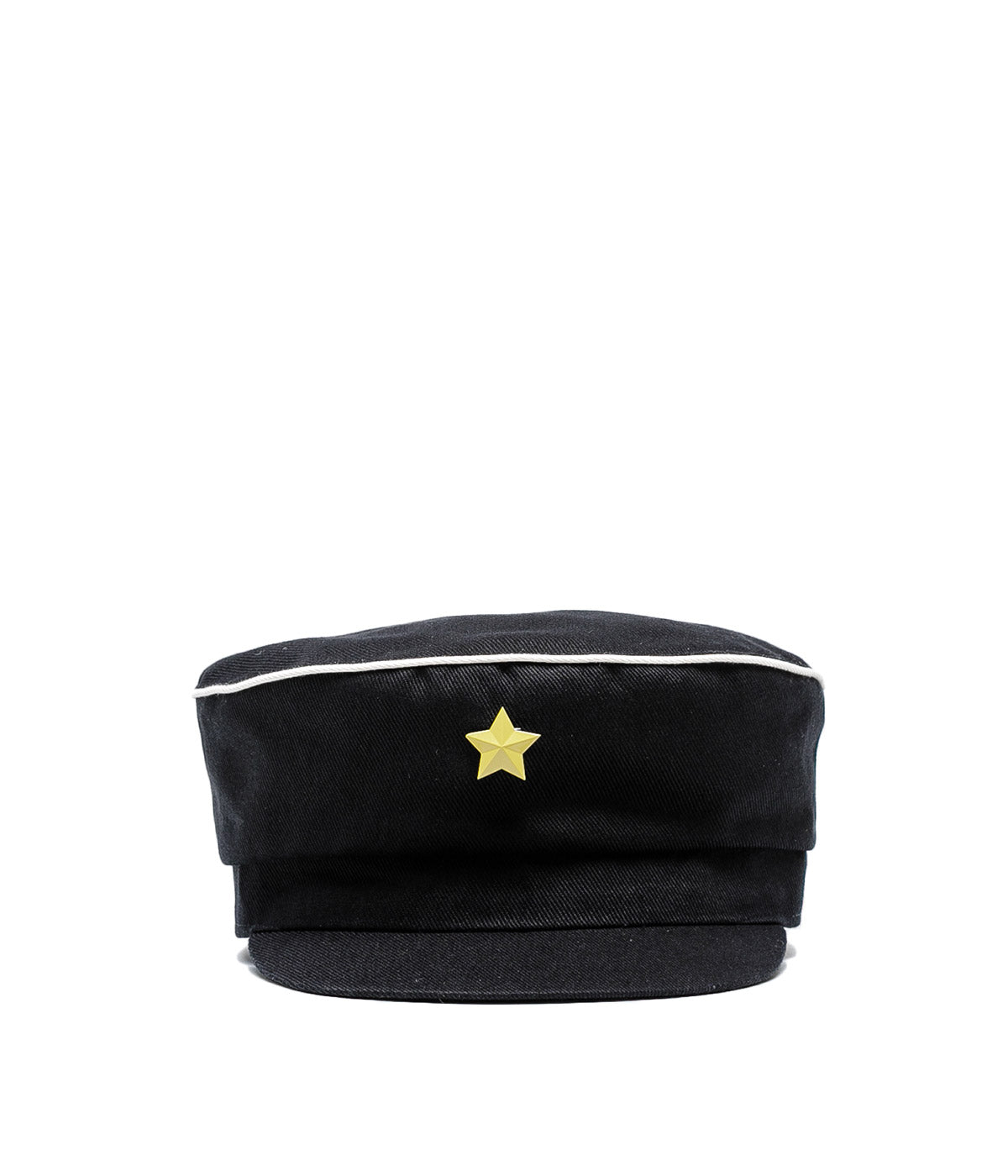 Black Army Hat
