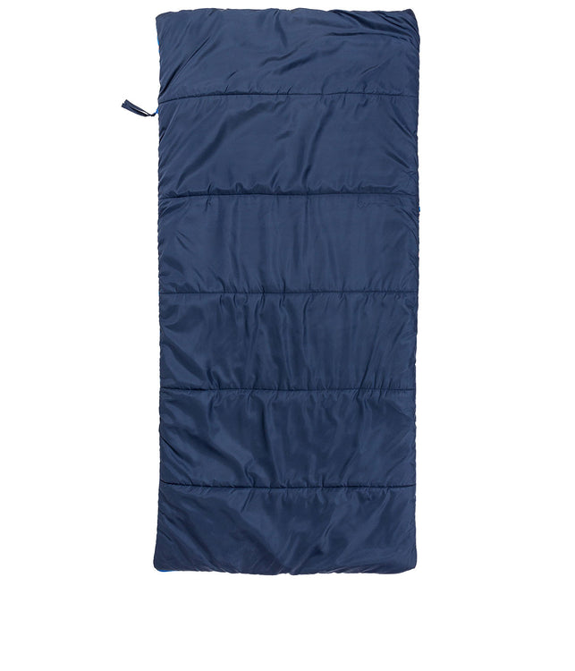 Blue Padded Sleeping Bag