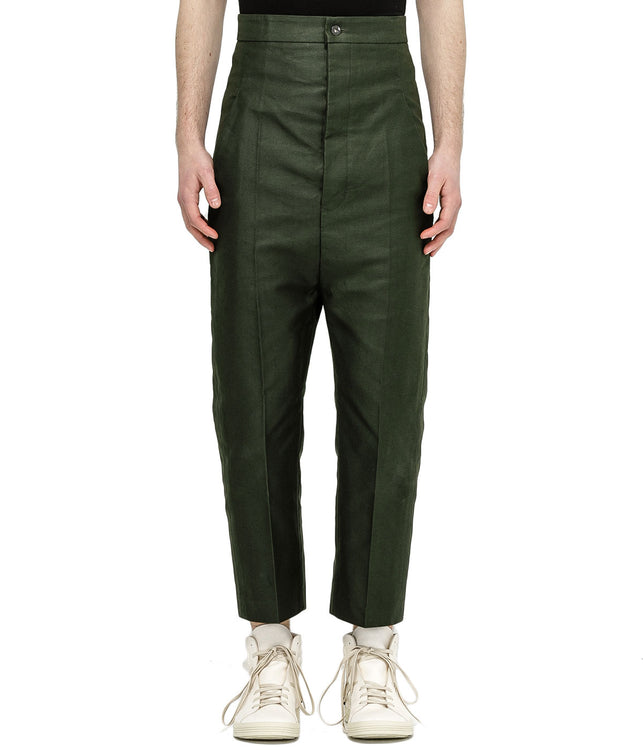 Khaki Green Dirt Jeans