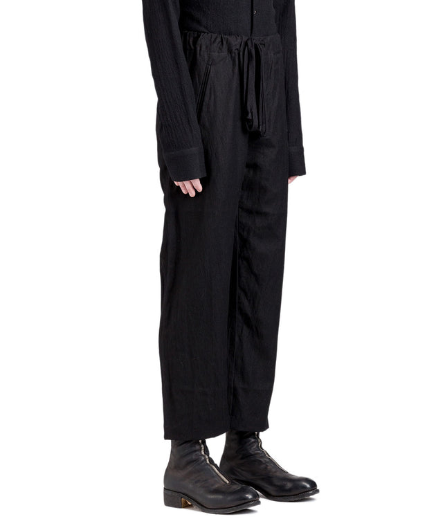 Black Pigiama Pants