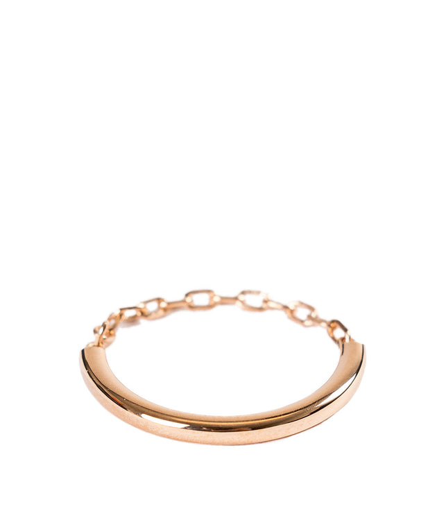 Rose Gold  Luna Ring