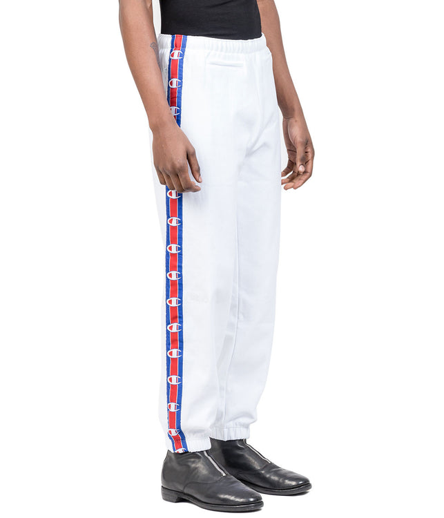 Champion White Ribbon Training Pants