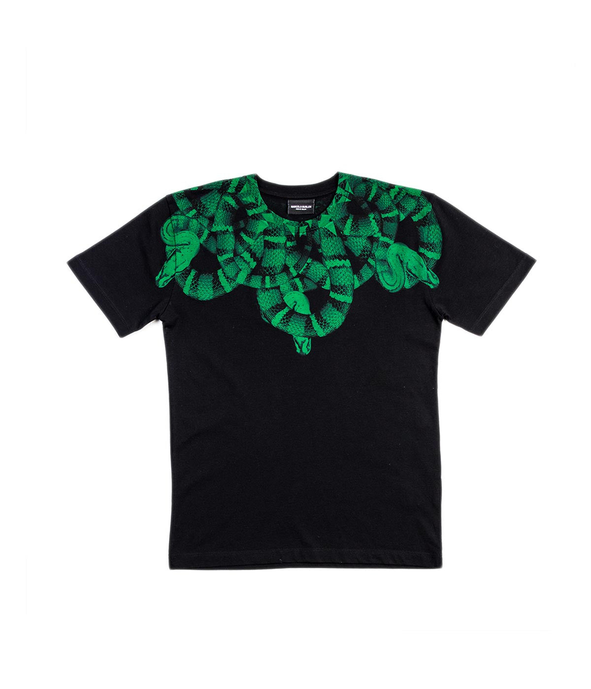 Kids Green Snake T-shirt
