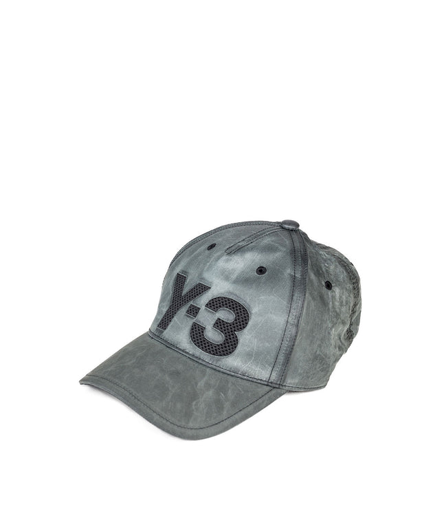 Grey Washed Cham Cap