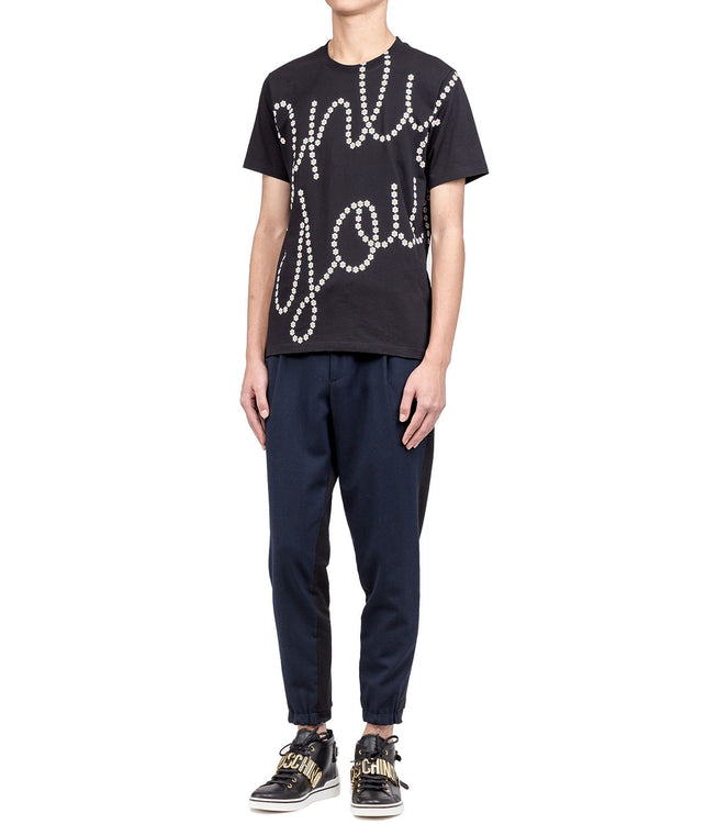 Black 'Only You' T-Shirt