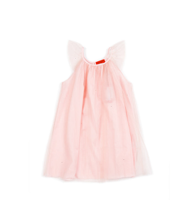 Kids Pink Tulle Dress