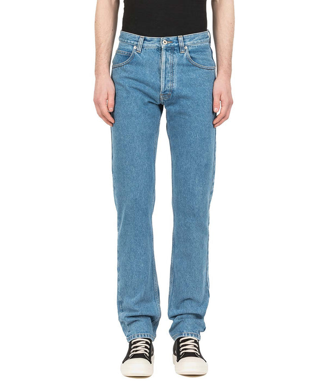 Light Blue Street Journal Jeans