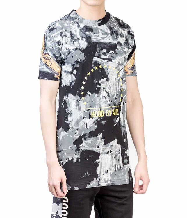 All-Over Graphic T-Shirt