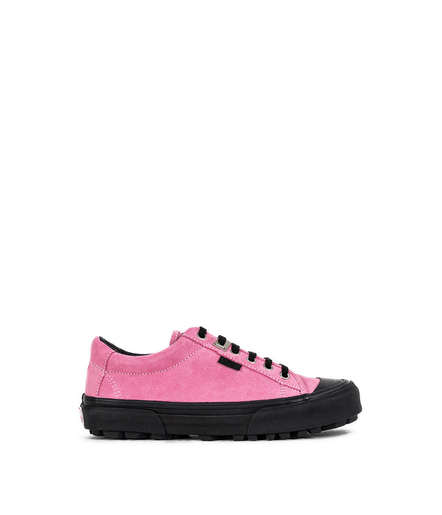 Pink Suede Style 29 LX Low Cut Sneakers