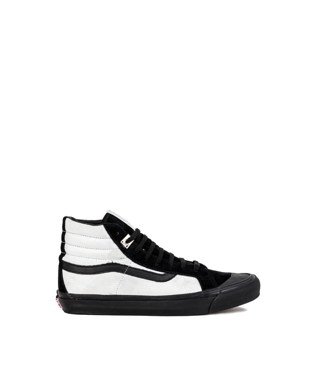 Black & White OG Style 138 LX High Top Sneakers