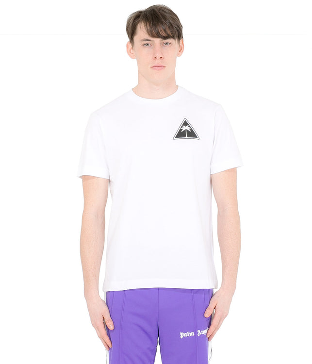 White Palm Icon T-Shirt