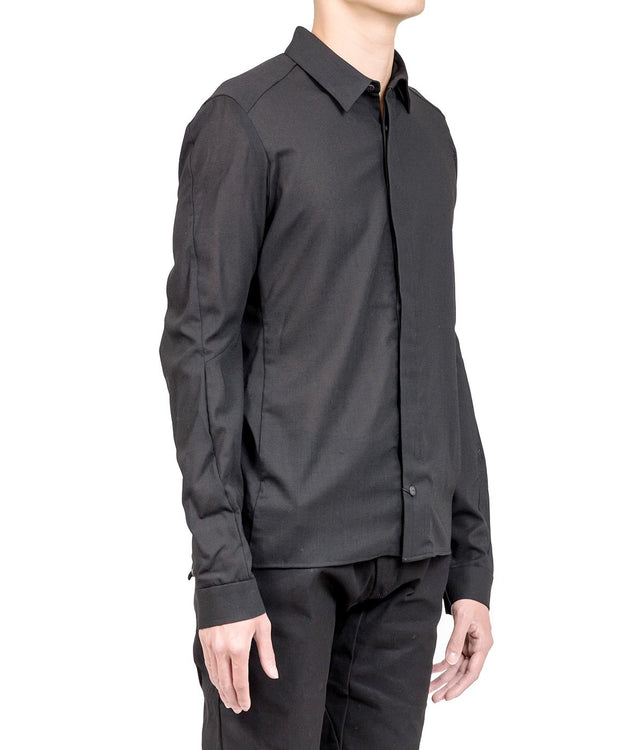 Black Light Wool Shirt