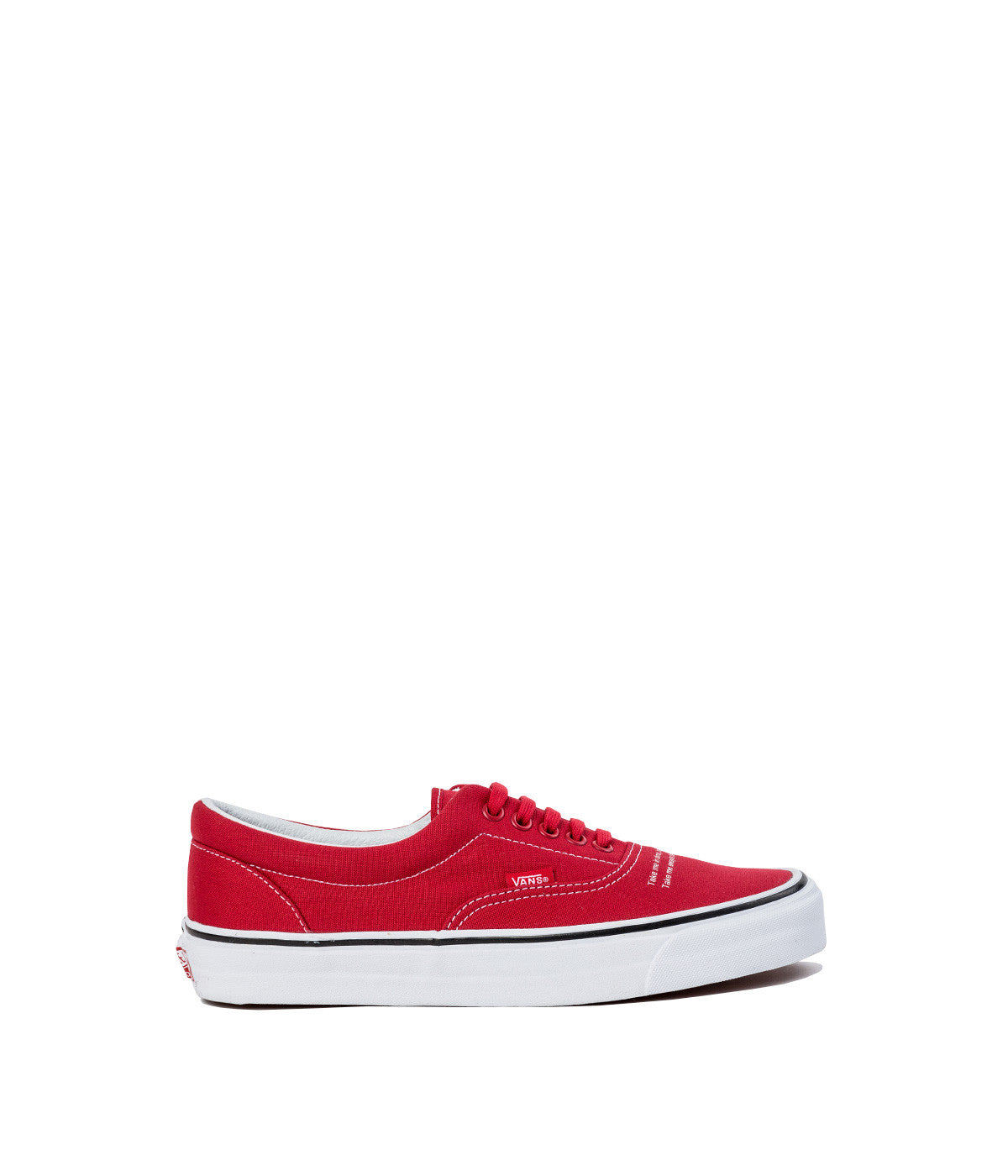 Red Shelter Song Sneakers