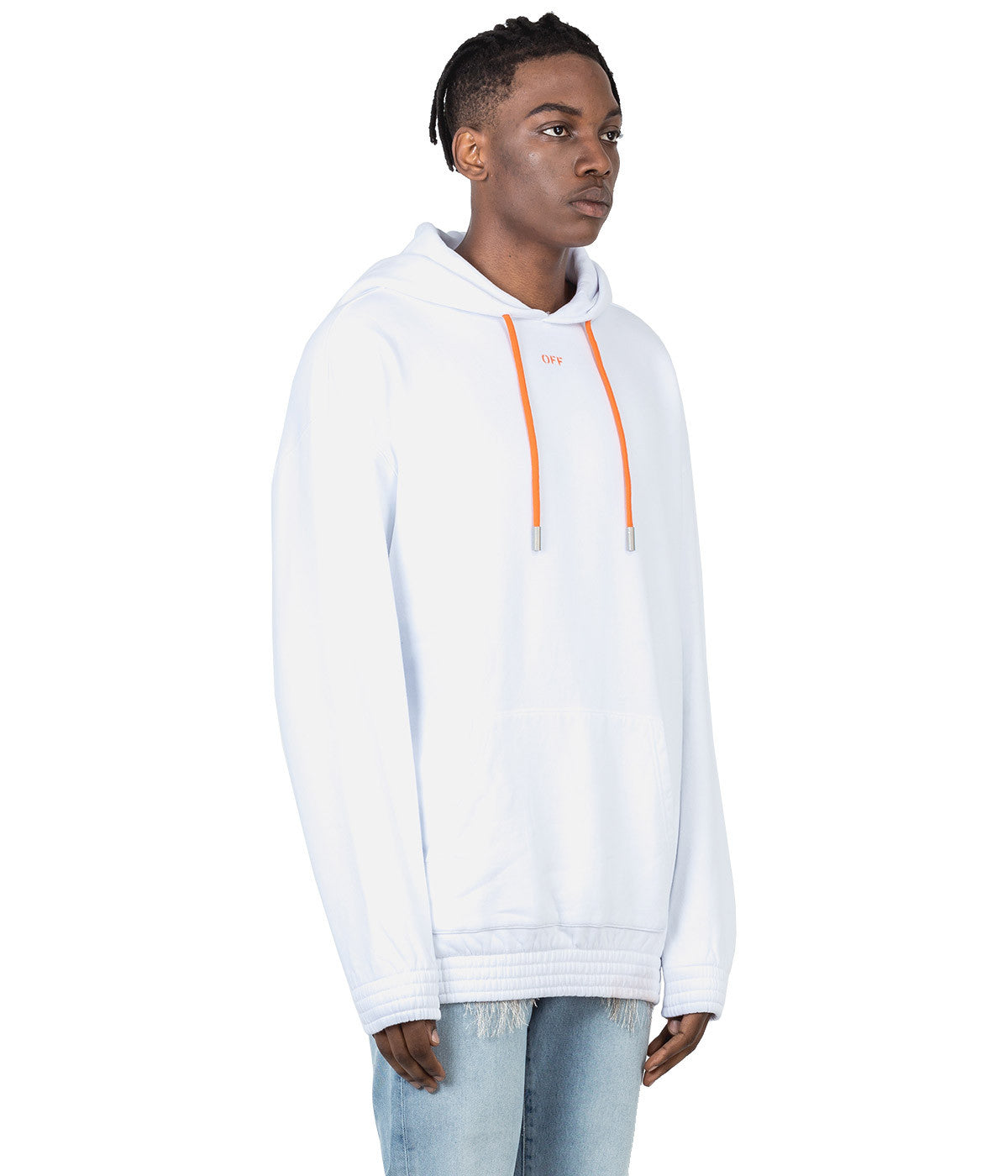White Felix the Cat Hoodie