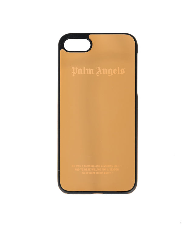 Gold Mirrored iPhone 7 Case