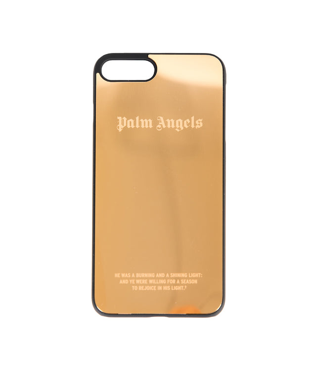 Gold Mirrored iPhone 7 Plus Case