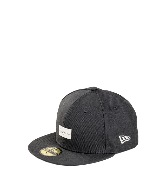 Black Signature Plate Cap