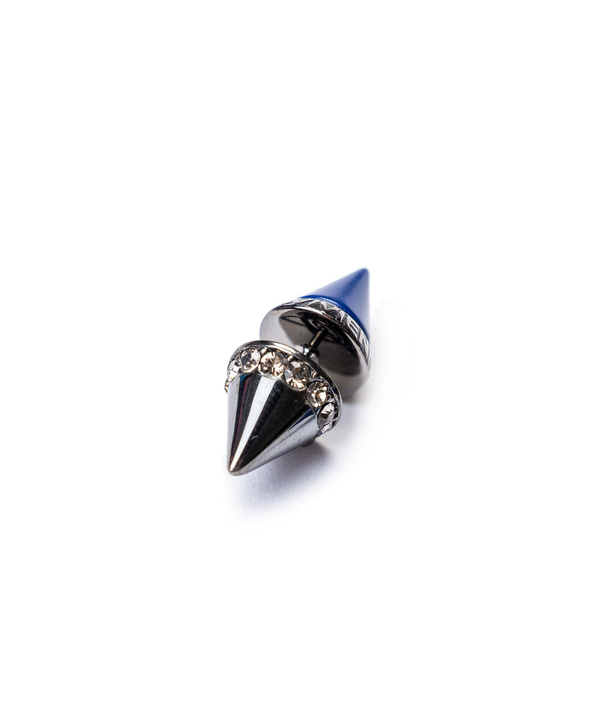 Double Cone Stud Earring