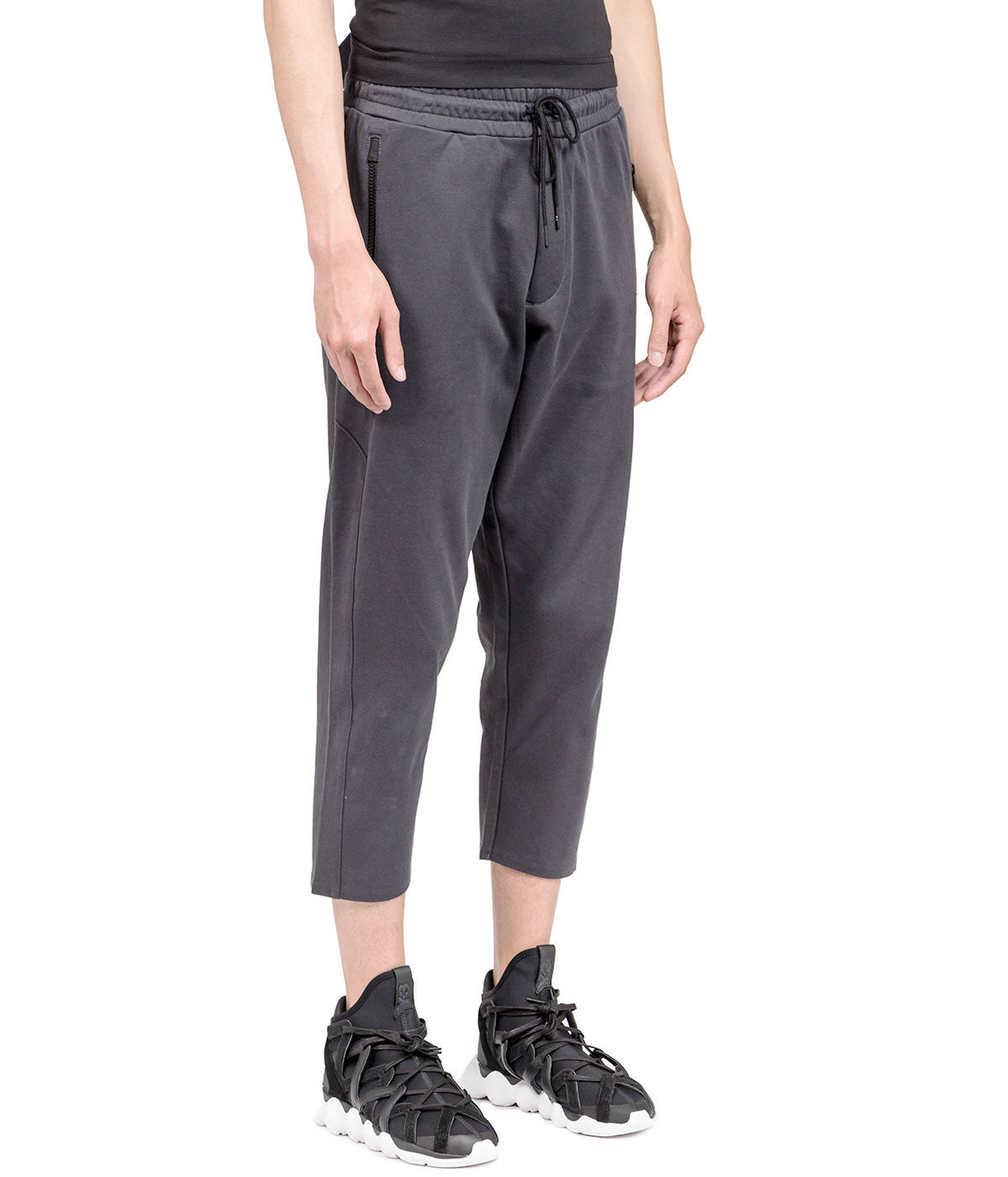 Carbon Black 3S Sweatpants