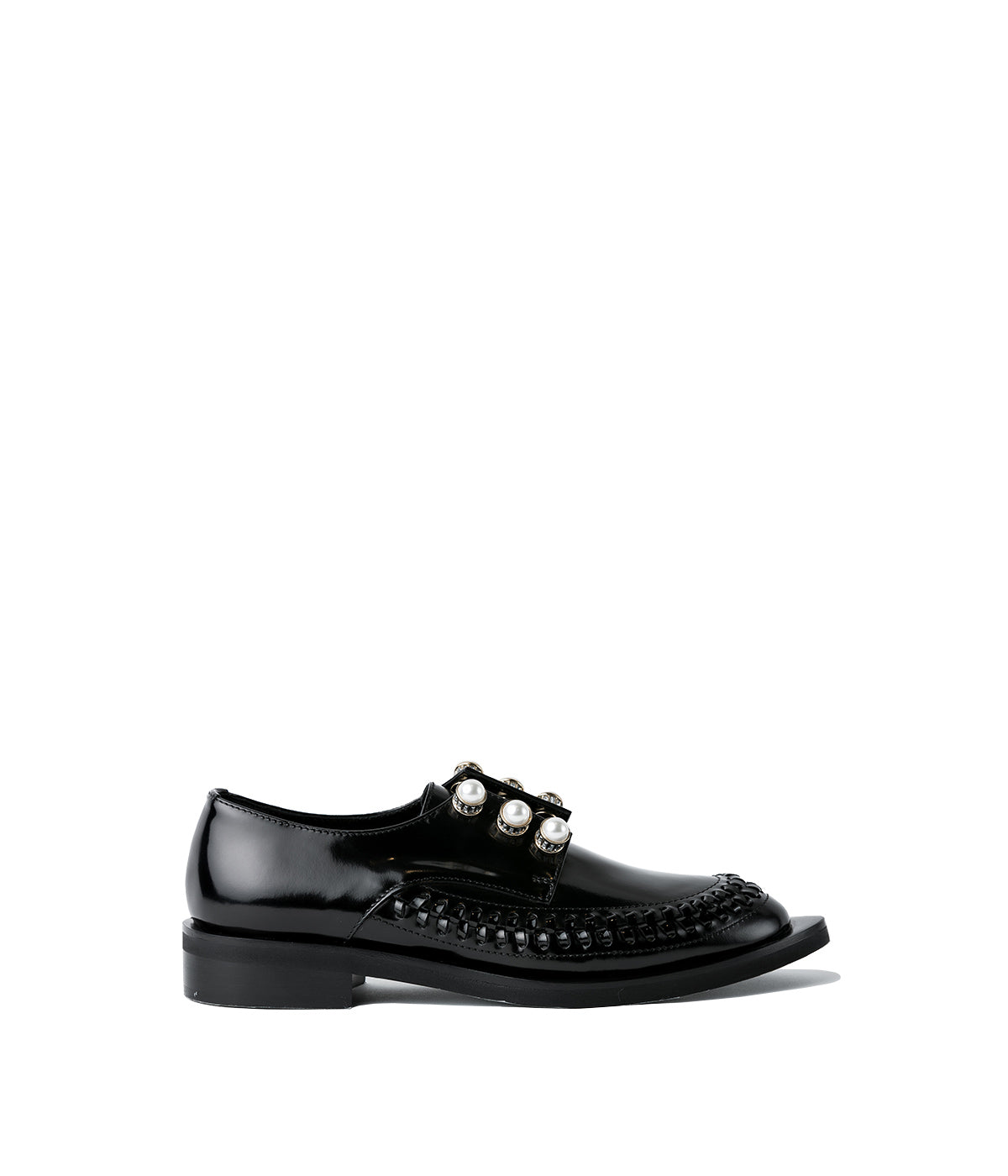 Black Rugby Loafers