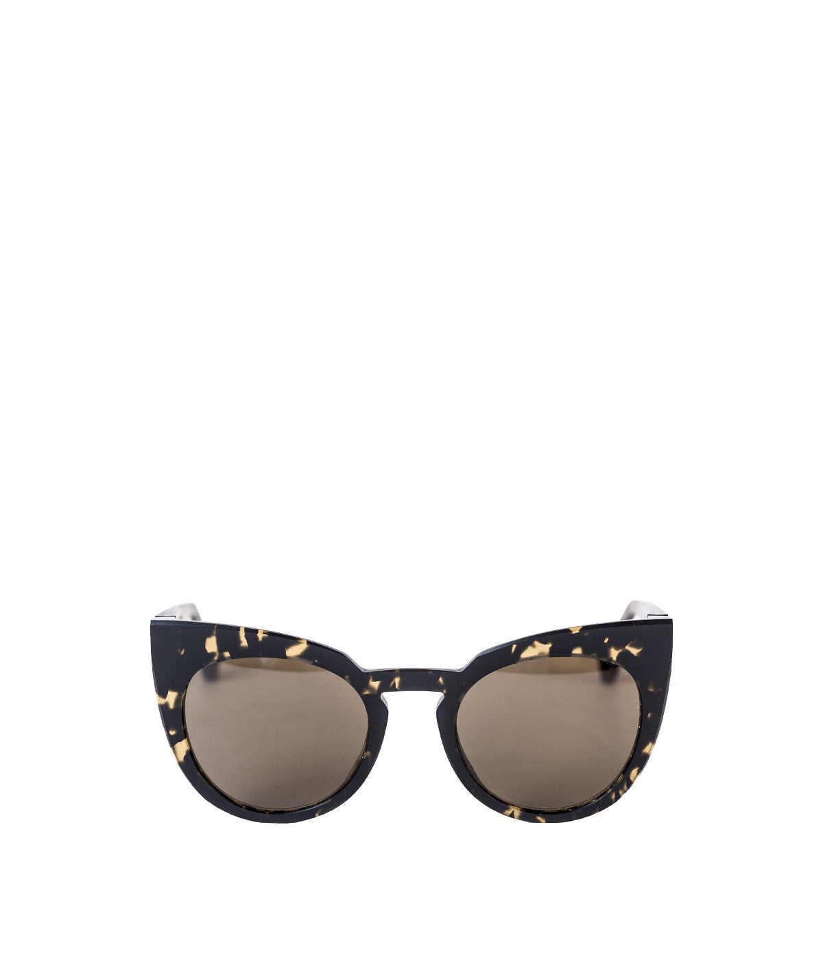 Black Butterfly Acetate Sunglasses
