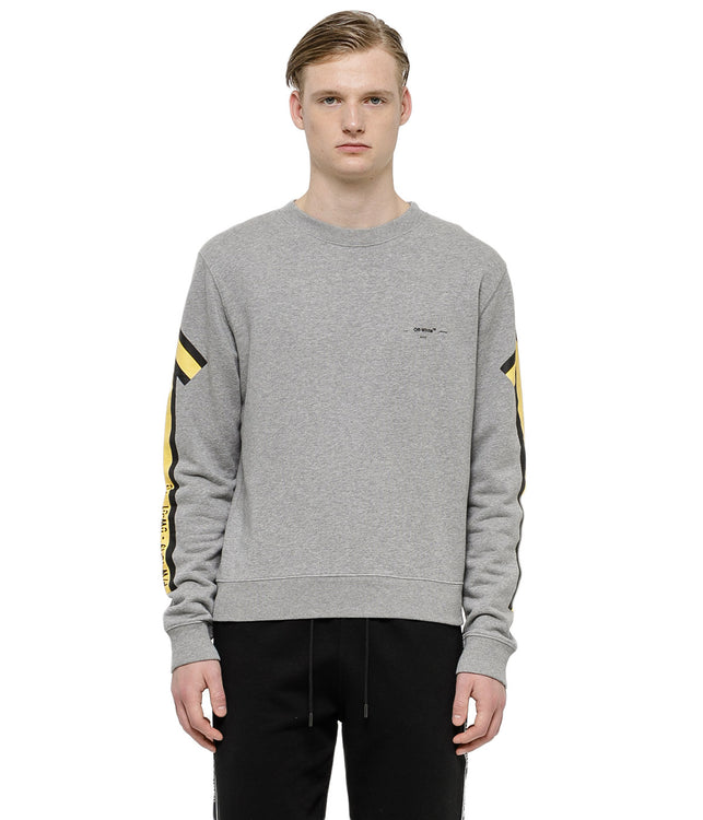 Grey Arrows Sweatshirt