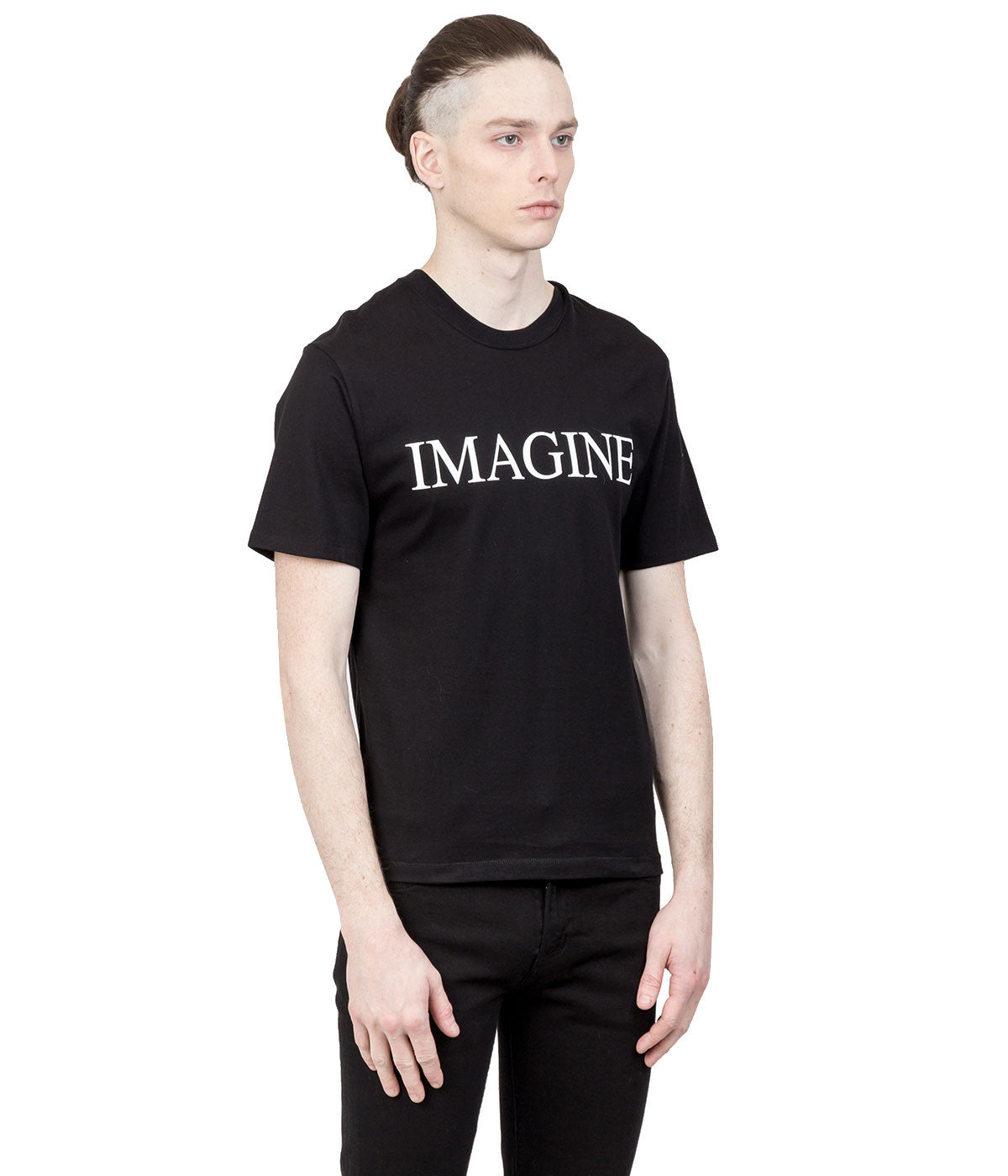 Black 'Imagine' T-Shirt