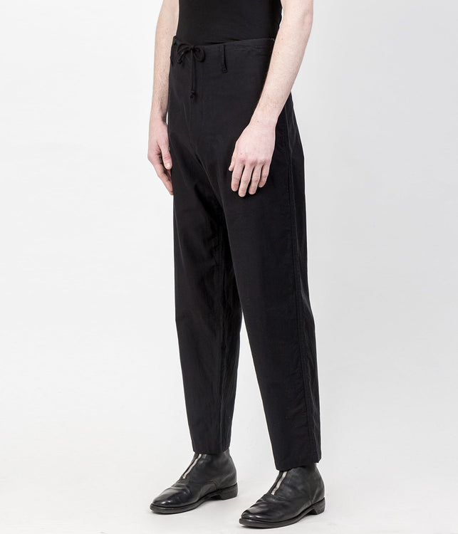 Black Loose Fit Pants