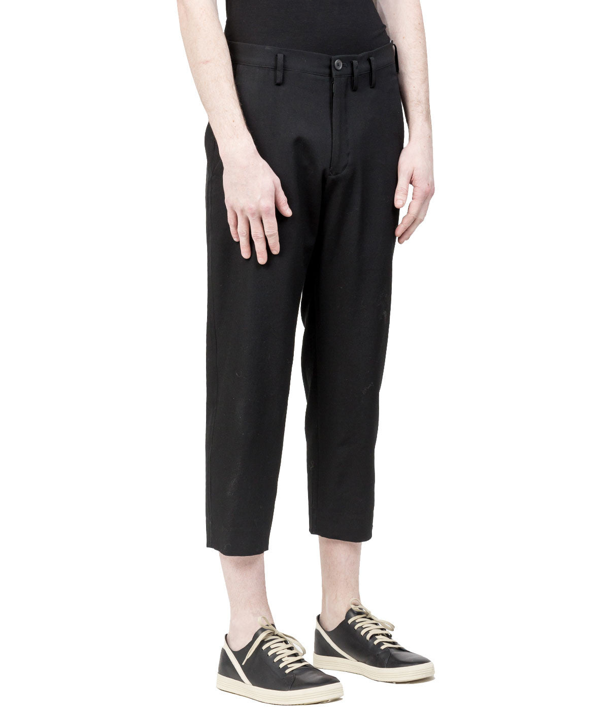 Black N-Slim Pants