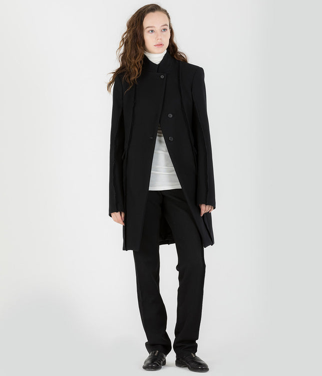 Black Wardrobe Coat