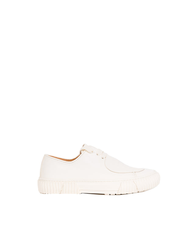 White Patch Sneakers