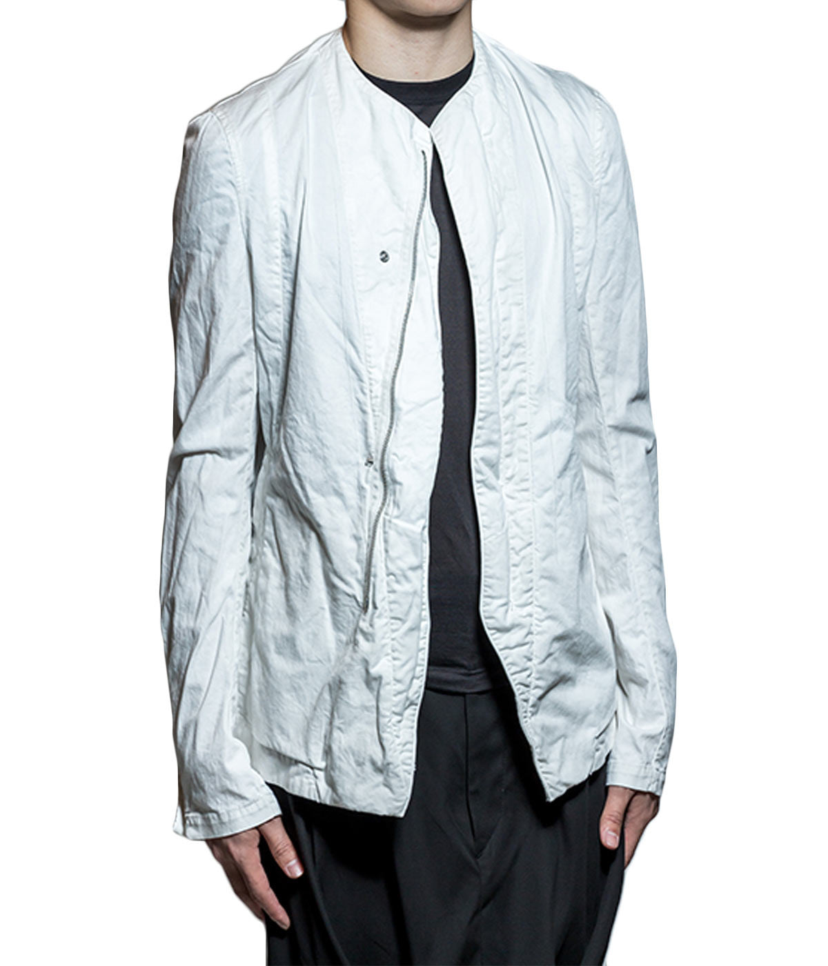 Slim Cotton Jacket