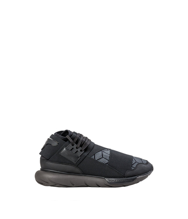 Black Qasa High Sneakers