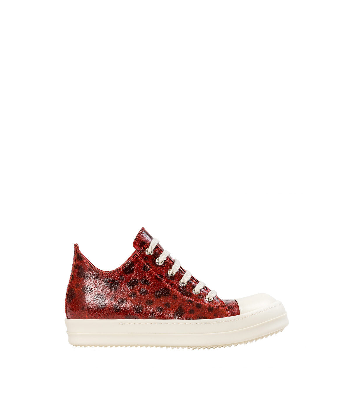 Red Pesce Lupo Sneakers