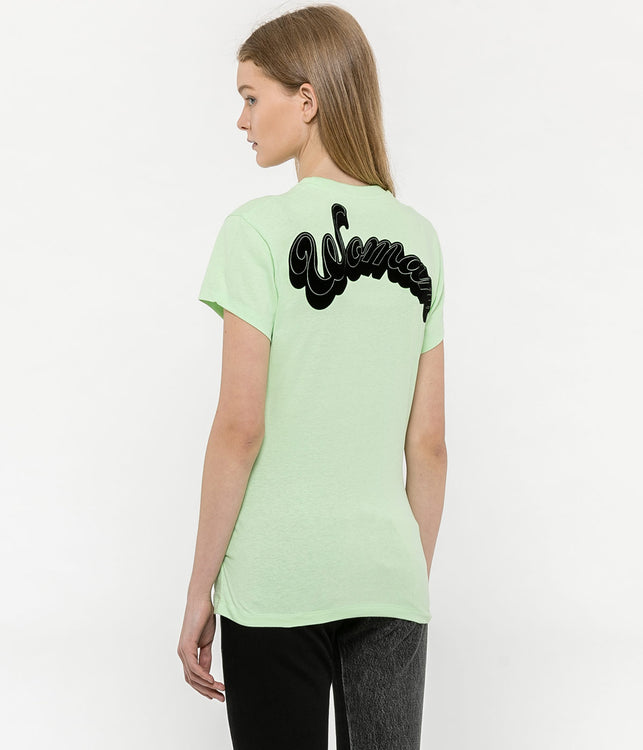 Green 'Run For The Roses' T-Shirt