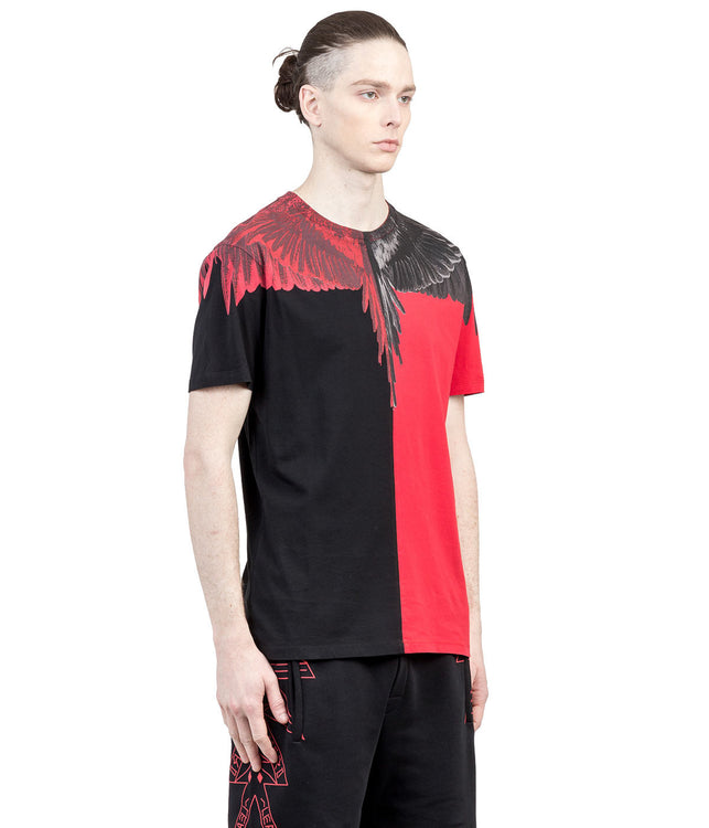 Black & Red Paz T-Shirt