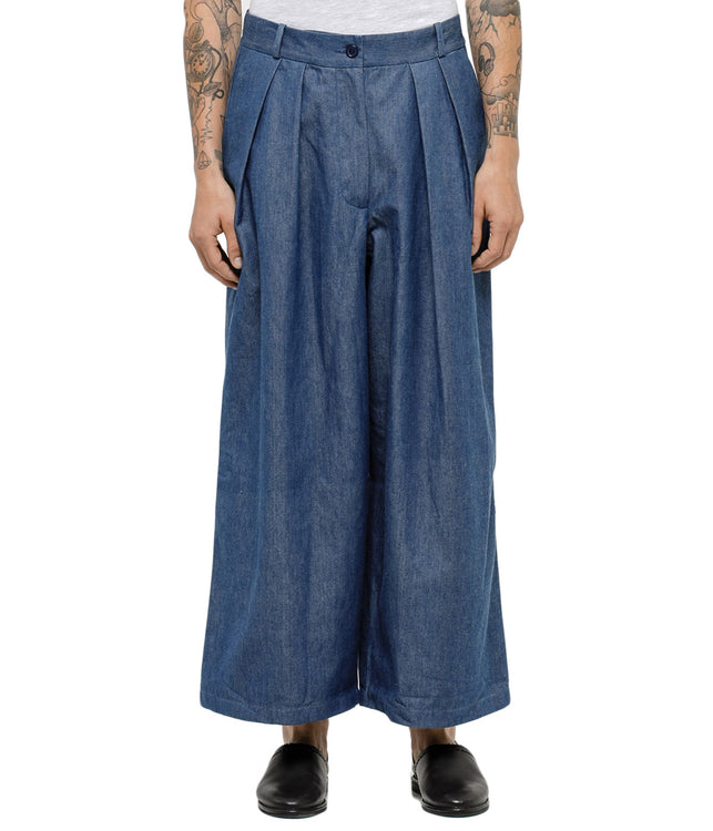 Indigo Bridge Trousers