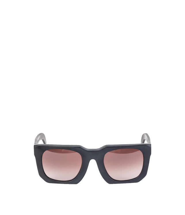 U3 Black Matte Sunglasses